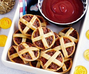 beef, pie, and cute image