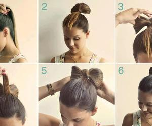 bow, diy fashion projects, and diy image