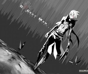 anime, d gray man, and allen image