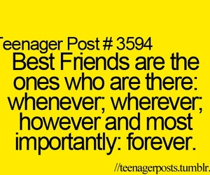 best friends, forever, and teenager post image