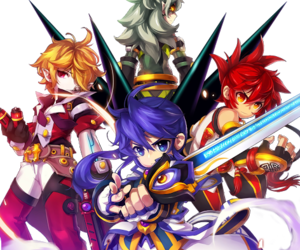 jin, lupus, and ronan image
