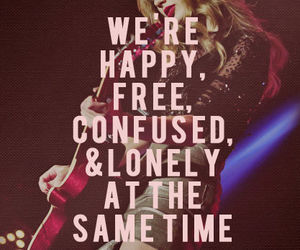 Taylor Swift, 22, and Lyrics image