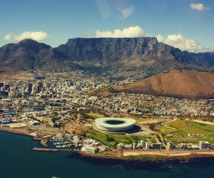 adventure, beautiful, and cape town image