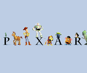 pixar, toy story, and disney image
