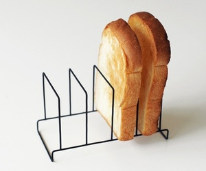 bread, food, and delicious image