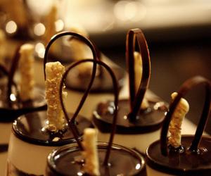 chocolate, food, and luxury image