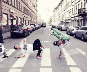 dance, street, and hip hop image