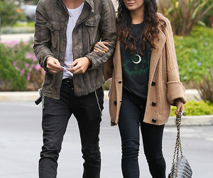 couple, vanessa hudgens, and love image