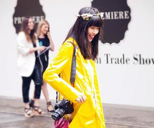 blogger, camera, and fashion image