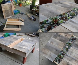 diy, garden, and table image