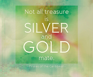 gold, quote, and silver image