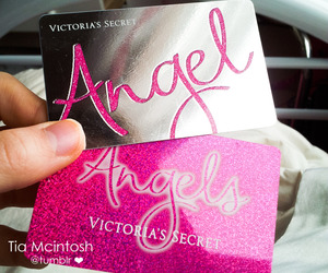 love, angel, and fashion image