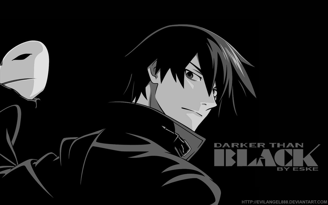 Darker Than Black Wallpaper By Evilangel888 On Deviantart