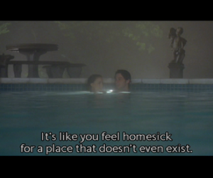 garden state, homesick, and subtitles image