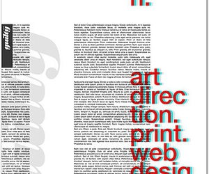 print and typography image