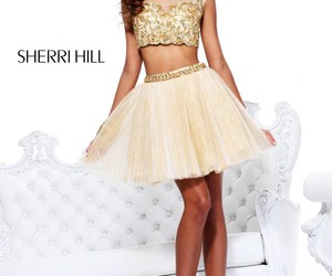 gold and sherri hill image
