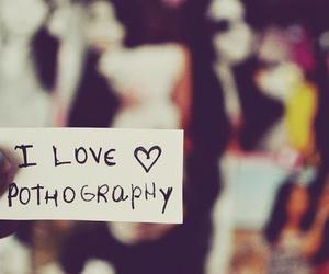 love and photography image