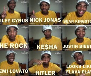 funny, kingsley, and nick jonas image