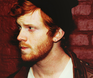 boy, ginger, and beard image