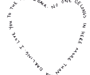 heart, transparent, and transp image