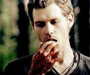 klaus, tvd, and vampire image