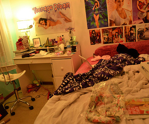 bedroom, katy perry, and photography image