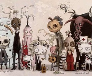 lenore and roman dirge image