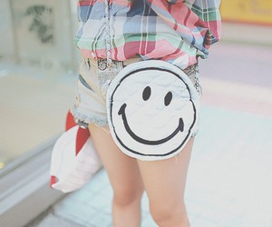 fashion, smile, and girl image
