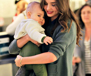 miranda kerr and baby image
