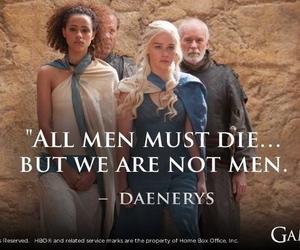 game of thrones, daenerys, and khaleesi image