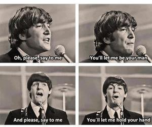 the beatles and love image