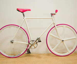 fixed gear and fixie image