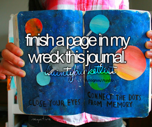 before i die, book, and colorful image