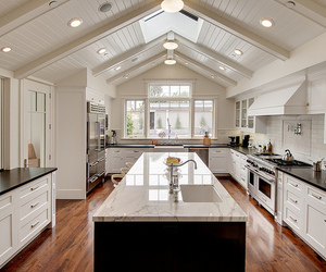 house, kitchen, and luxury image