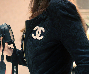 chanel and jacket image