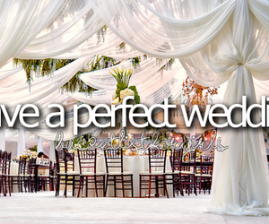 wedding, before i die, and girl image