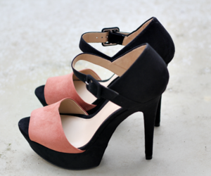 details, high heels shoes, and fashion image