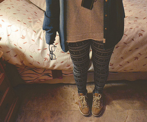 vintage, clothes, and hipster image