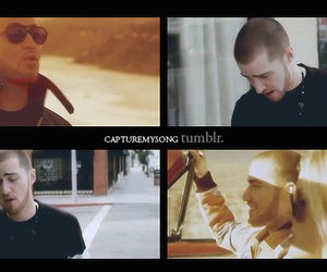 couple, music, and mike posner image