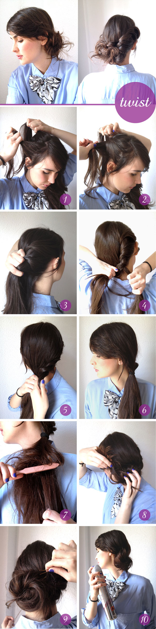 61 Images About Hair Inspiration On We Heart It See More About