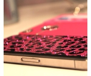 cases, cheetah, and iphone image