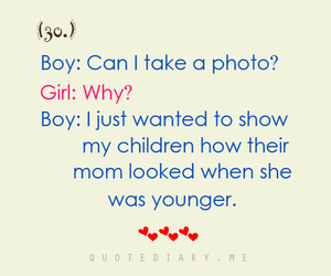 boy, conversation, and girl image