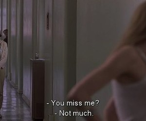 girl interrupted, movie, and quote image