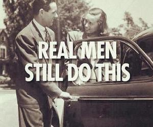 men, real men, and real image