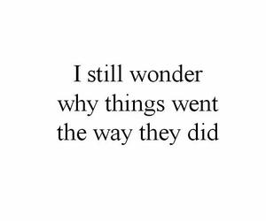 life, quote, and wonder image