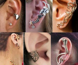 awesome, earings, and nice image