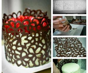 diy, chocolate, and food image