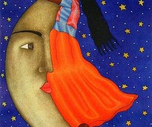 estrellas, ezln, and luna image