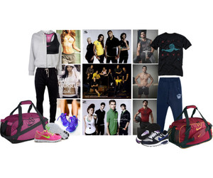fitness, gym, and Polyvore image
