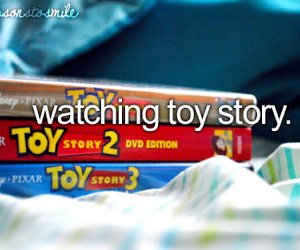 disney, toy story, and little reasons to smile image